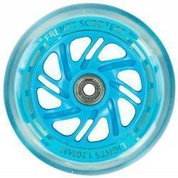 RUEDA FRENZY BLUE 120MM