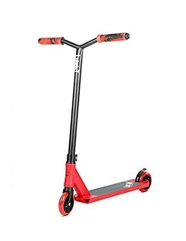 SCOOTER LIMIT BLACK RED