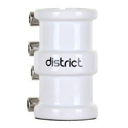 SCS DISTRICT S SERIES WHITE