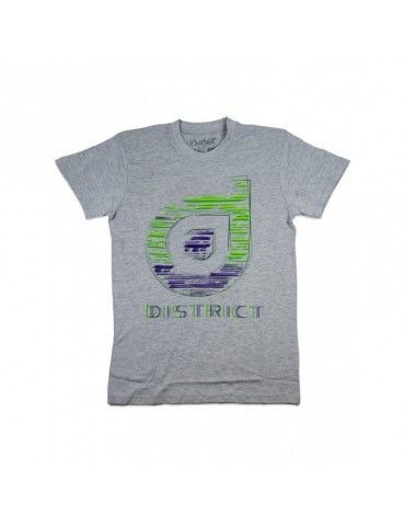 CAMISETA DISTRICT GRIS