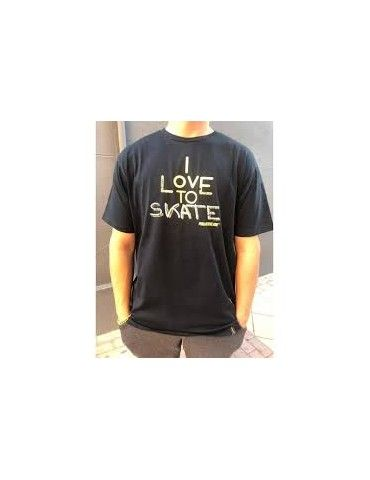 CAMISETA POWERSLIDE I LOVE...