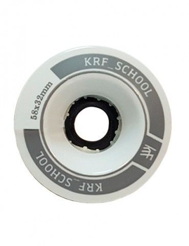 RUEDA KRF SCHOOL 58X32MM P2